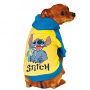Толстовка для собак Triol размер XS унисекс, желтый, синий, длина спины 18 см