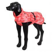 Дождевик для собак RUKKA Drizzle 65см красный