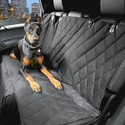 Собака Чехол для сидения автомобиля Животные Корпусы Водонепроницаемость Компактность Черный
