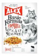 Корм для хомяков Mr.Alex Вasic 0.5 кг 1 шт