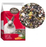 Deli Nature Premium Dwarf Rabbits - корм для декоративных кроликов 3 кг.
