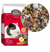 Deli Nature Premium Guinea Pigs - корм для морских свинок 15 кг