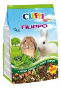 Корм для кроликов Cliffi Filippo 0.9 кг 1 шт