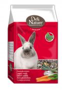 Deli Nature Premium Dwarf Rabbits - корм для декоративных кроликов 800 гр.