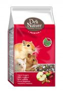 Deli Nature Premium Small Rodents - корм для мелких грызунов 750 гр.