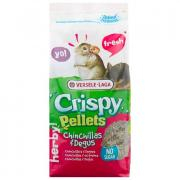 Корм для шиншилл и дегу Versele-Laga Crispy Pellets Chinchillas & Degus 1 кг