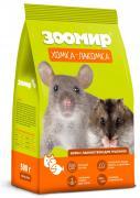 ЗООМИР `Хомка-Лакомка` корм для грызунов 500 г