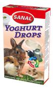 Лакомство для грызунов SANAL Yoghurt Drops, 45г