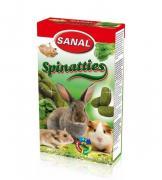Лакомство для грызунов Sanal, шпинат, 45г