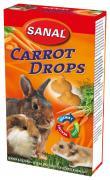 Лакомство для грызунов Санал морковь, 45г