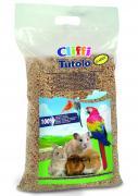 Cliffi Кукурузный наполнитель для грызунов: 100% органик (3,7 кг)