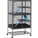 Клетка Midwest Critter Nation - Double Unit with Stand 92x61x160h см 2 этажа для грызунов