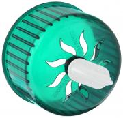Беговое колесо для хомяков, мышей ZooMark XS, в ассортименте, 9 см