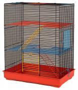 Клетка для крыс INTER-ZOO 54х28х43см