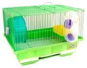 Клетка для хомяков, мышей №1 23х21х30см
