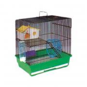 Клетка для грызунов Гоша в комплекте 35*28*37см 425
