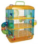 Клетка для крыс, мышей, хомяков Triol 53х26х40см