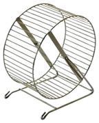 Беговое колесо для грызунов Дарэлл металл, 25 см