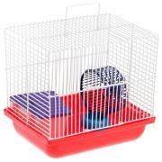 Клетка для хомяков, мышей Зооник 22.5х16.5х21см