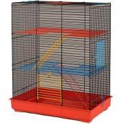 Клетка для грызунов INTER-ZOO Teddy Lux 2 для крыс