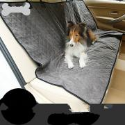 Грызуны Собаки Коты Чехол для сидения автомобиля Медобеспечение Животные Корпусы Мини Путешествия Складной Однотонный Серый Коричневый