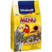 Vitakraft корм основной для средних и крупных попугаев 1 кг