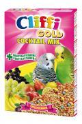 Cliffi Коктейль для волнистых попугаев: зерна, злаки, фрукты, овощи (300 г)