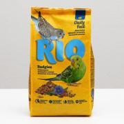Корм RIO для волнистых попугаев, 500 г.