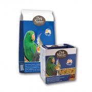 Deli Nature Eggfood Large Parakeets Parrots moist - влажная смесь для выкармливания средних и крупных попугаев 10 кг.