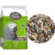 Deli Nature Premium Parrots - корм для попугаев с фруктами 3 кг.