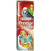 Лакомство для птиц VERSELE-LAGA Prestige палочки для средних попугаев с экзотическими фруктами 2х70г