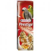 Лакомство для птиц VERSELE-LAGA Prestige палочки для крупных попугаев с орехами и медом 2х70г