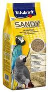 Песок Vitakraft Sandy Papageien-sand для крупных попугаев 2,5 кг