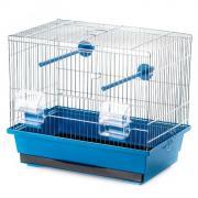 Клетка для птиц INTER-ZOO Kanarek оцинкованная 39х25х33,5см