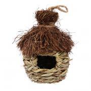Скворечник Блюмен Хаус для птиц Бунгало 14х14х18см
