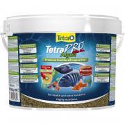 Корм для рыб TETRA TetraPro Algae Crisps растительный, для всех видов рыб в чипсах 10 л (ведро)