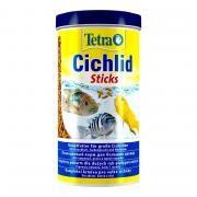 Корм для рыб TETRA Cichlid Sticks для всех видов цихлид в палочках 1000мл