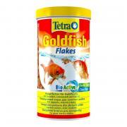 Корм для рыб TETRA Goldfisch Food корм в хлопьях для всех видов золотых рыбок 1л