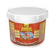 Корм для рыб TETRA Goldfish Food в хлопьях для золотых рыбок 10 л (ведро)