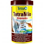 Корм для рыб TETRA Min Granules для всех видов рыб в гранулах 500мл
