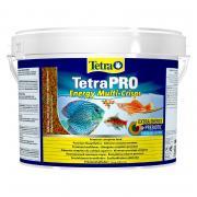 Корм для рыб TETRA TetraPro Energy Crisps чипсы для всех видов рыб для доп.энергии 10 л (ведро)