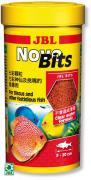 Основной корм JBL NovoBits для привередливых тропических рыб, гранулы 1000 мл