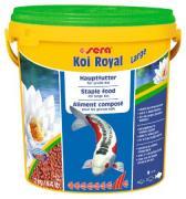 Корм основной Sera KOI ROYAL ST large для кои свыше 25 см, гранулы 10 л