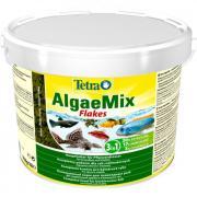 Корм Tetra Algae Mix специальный для растительноядных рыб, хлопья 10 л