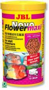 Основной корм JBL NovoFlower maxi для больших флауэрхорнов, палочки 1 л