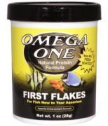 Хлопья Omega One для повышения иммунитета морских рыб, 28 г