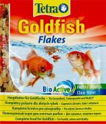 Tetra GoldFish основной корм для золотых рыбок, хлопья 12 г
