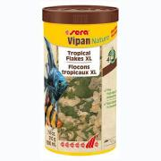 Основной корм Sera VIPAN NATURE для рыб, хлопья 1000 мл