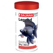 Корм для рыб DAJANA Legend Goldfish Pellets гранулы 150г (250мл)