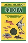Корм для рыб Аква Меню Флора, гранулы, 30 г